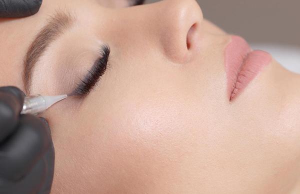Cosmetic Eyeliner | Eyelash Enhancement Tattoo | Cosmetic