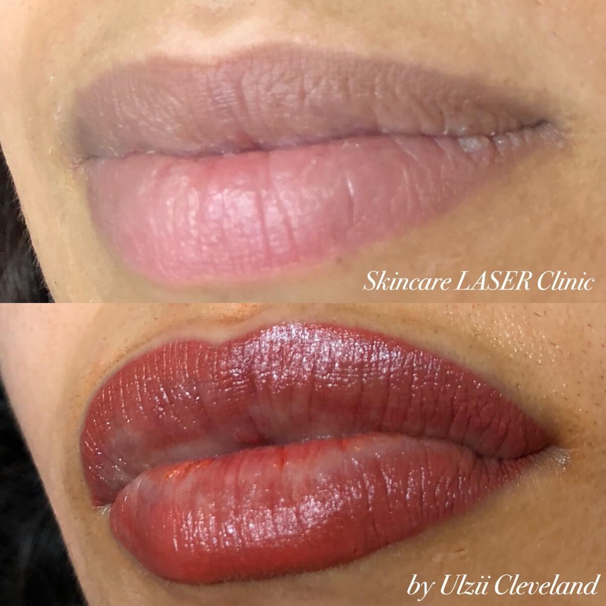 Lip Tattooing | Tattoo Lips Permanent Makeup | Cosmetic Tattoo Victoria