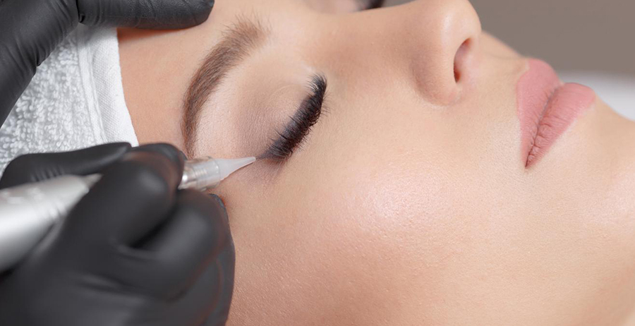 Eyeliner & Lash Enhancement