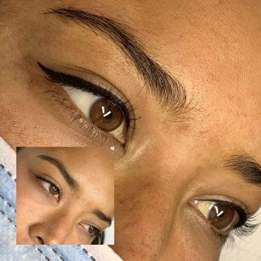 Eyeliner & Lash Enhancement